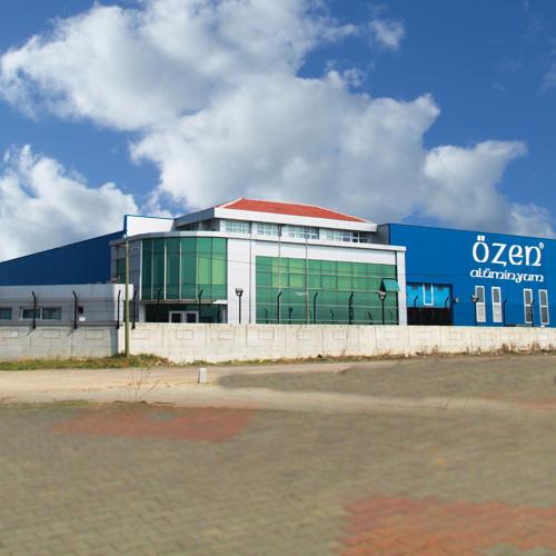 Çerkezköy fabrika