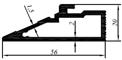 ozenaluminyum-profil-330