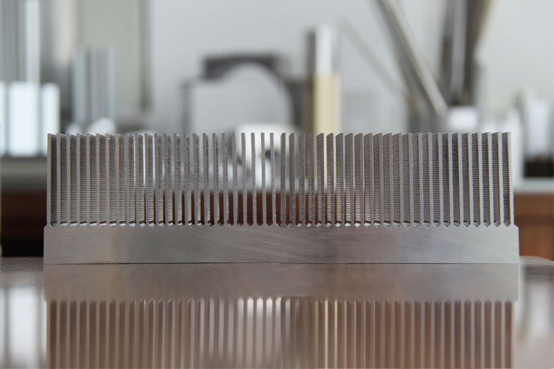 alüminyum soğutucu profil